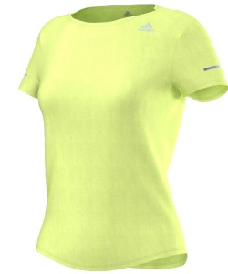 AA5341 ADIDAS   RUN TEE  WOMEN