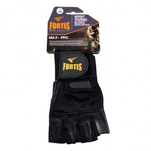FOR-1088-YL  FORTIS WEIGHT LIFTING GLOVES